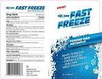 Fast Freeze Cold Wrap