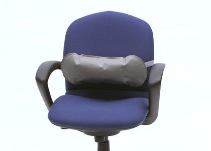 Medic-Air Lumbar Roll Inflatable Support Pillow