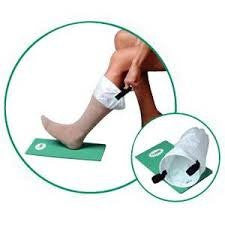 Juzo® Slippie Gator with Easy Pad Compression Stocking Device