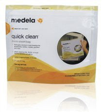 Quick Clean® Micro-Steam® Bags