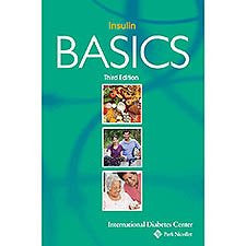 Insulin BASICS Patient Book By Park Nicollet - International Diabetes Center