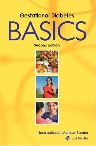 Gestational Diabetes Patient Book by Park Nicollet International Diabetes Center