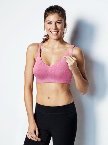 Bravado® Body Silk Seamless Yoga Nursing Bra
