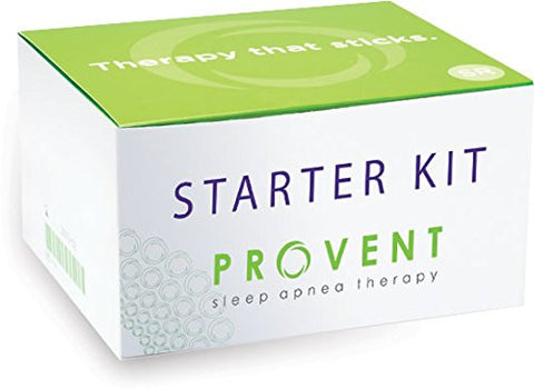 ProventTM Sleep Apnea Therapy Starter Kit
