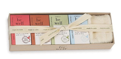 Simply Be Well Soap Sampler