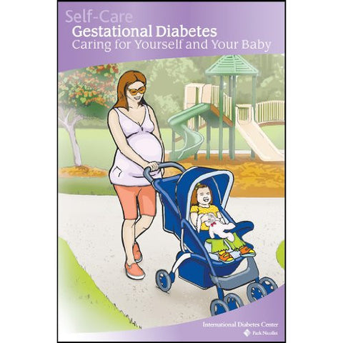 Gestational Diabetes By Park Nicollet 5th Edition- International Diabetes Center