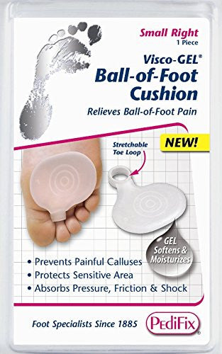 PediFix Visco-Gel® Ball-of-Foot Cushion, 1 in a Pack