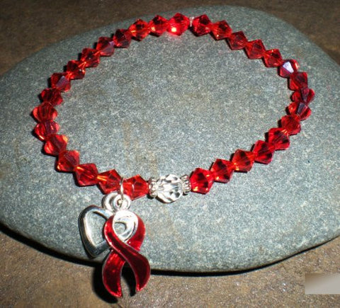 Heart Health Awareness Bracelet