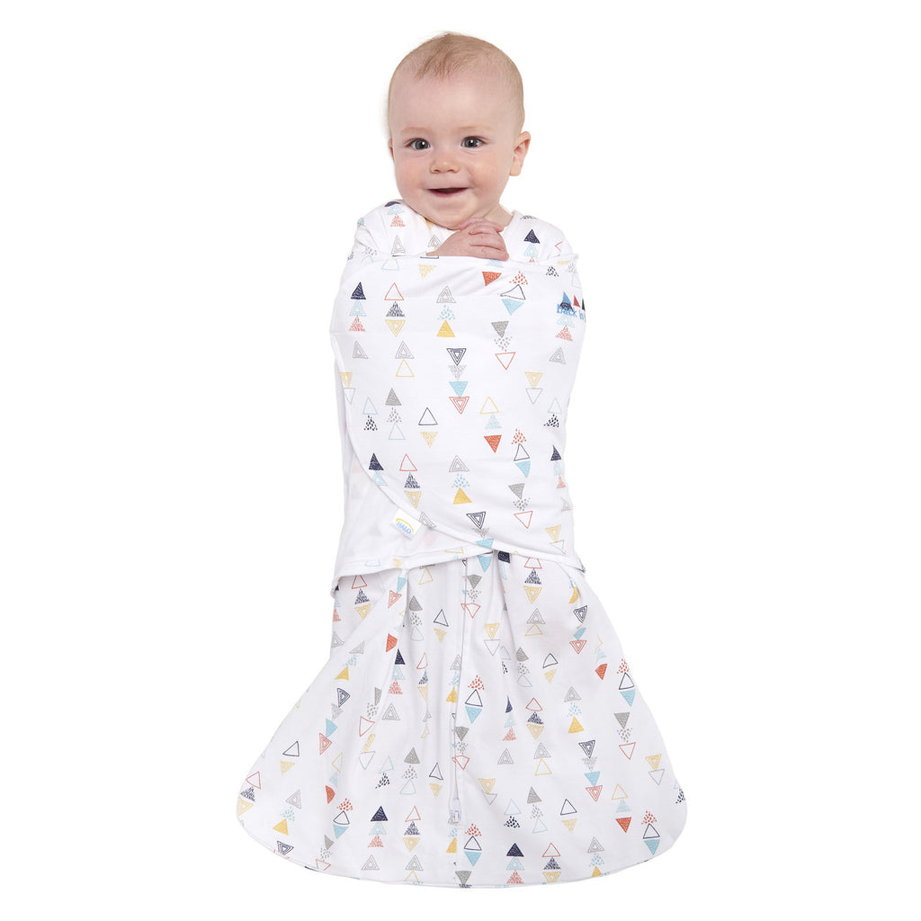 HALO® SleepSack® Swaddle Multi Color Triangle