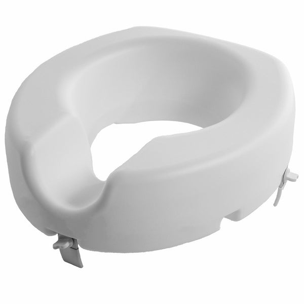 Raised Toilet Seat without Arms