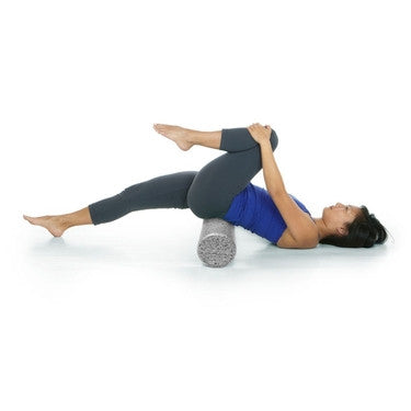 "OPTP Silver AXIS™ Standard Foam Roller - Round 12""x6"""