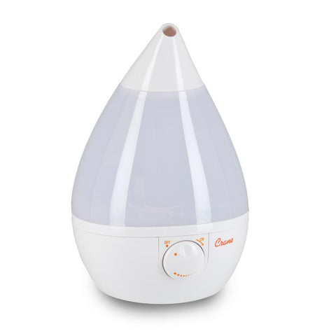 Crane 1 Gal. Drop Cool Mist Humidifier