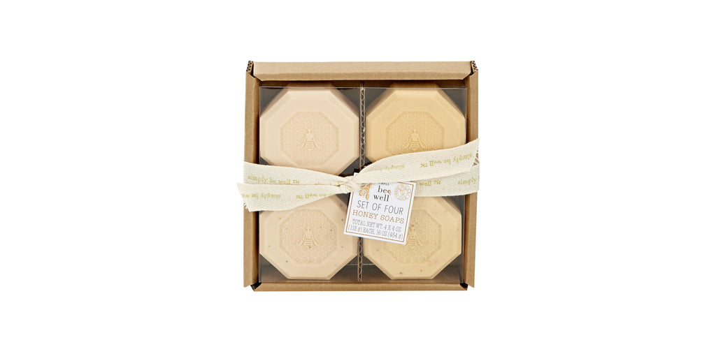 Simply Be Well Honey Soaps