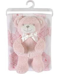 Blanket with Bear Gift-to-Go
