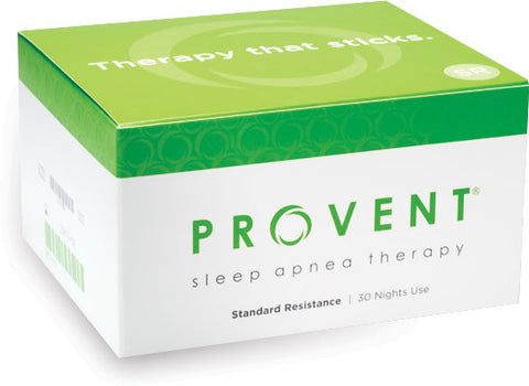 ProventTM Sleep Apnea 30 Day Standard Kit