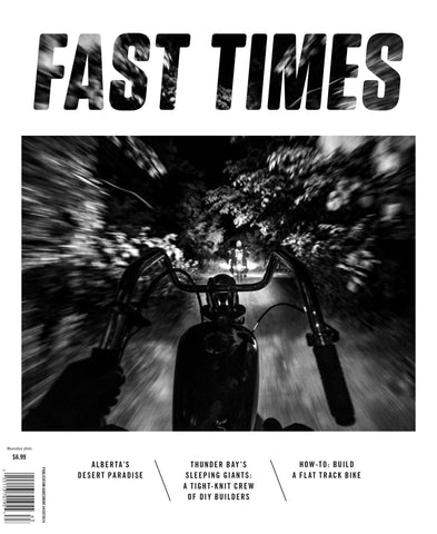 Fast Times Magazine Issue 1.3 - Single Copy - (USA)