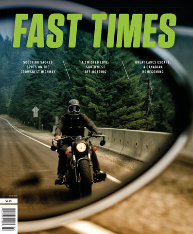 Fast Times Magazine Issue 3.2 - Single Copy - (Canada)