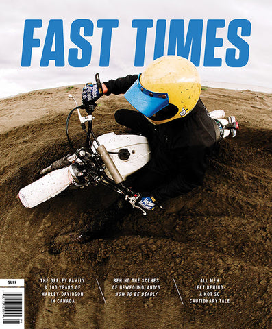 Fast Times Magazine Issue 2.1 - Single Copy - (Canada)
