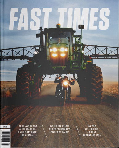 Fast Times Magazine Issue 2.2 - Single Copy - (Canada)