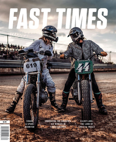 Fast Times Magazine Issue 3.1 - Single Copy - (USA)