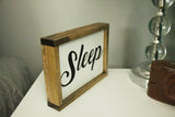 Funny Reversible Bedroom Sign