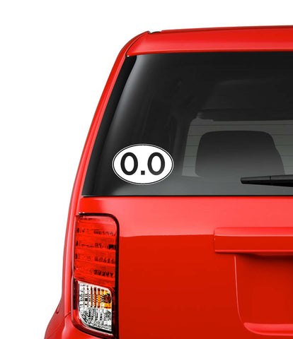 Funny Running Decal // Car Decal // Vinyl Decal // Funny Decal // Car Window Sticker // Window Sticker // Vinyl Sticker // Laptop Sticker
