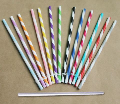 Add more straws to your order!