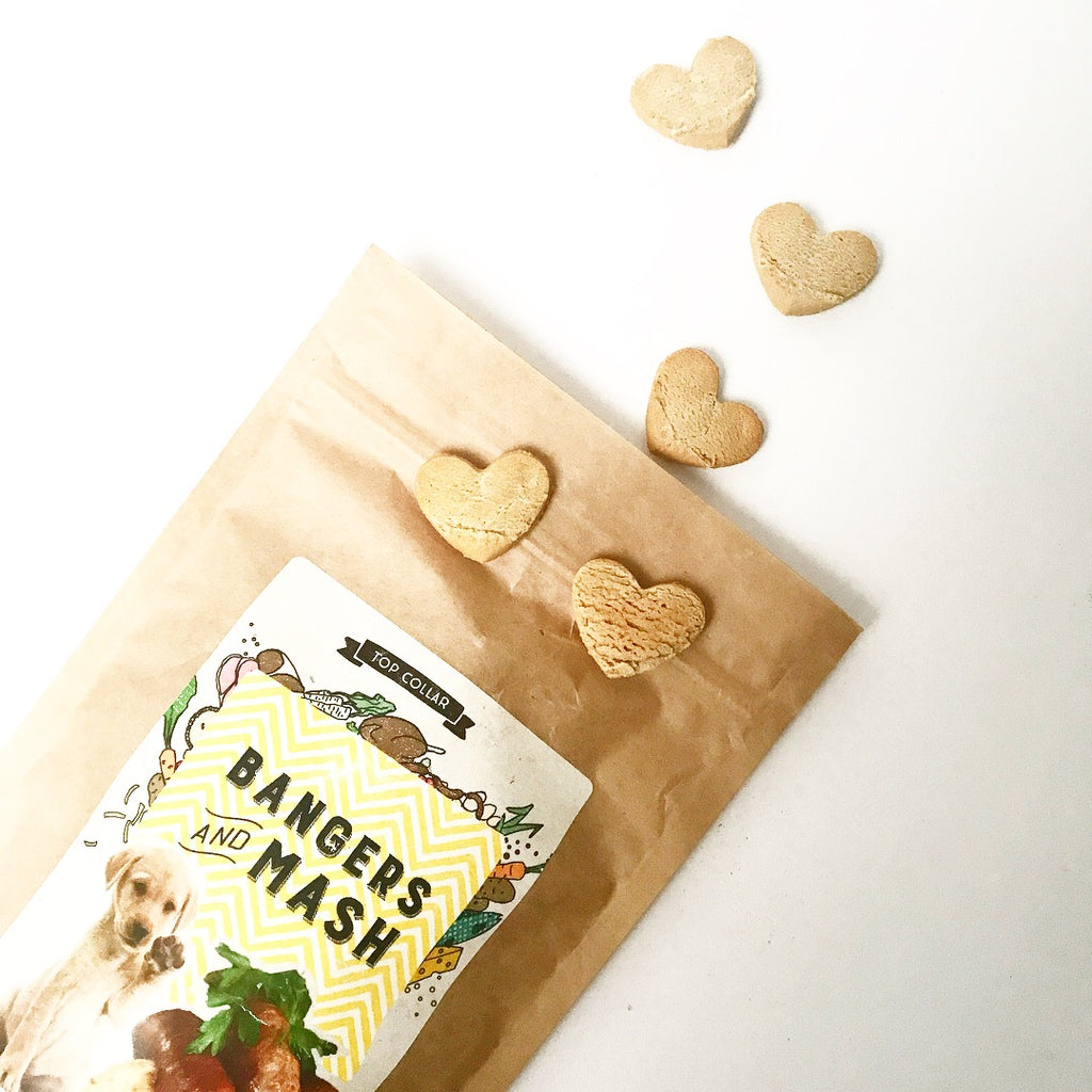The Little Bulldog Company friends get Top Collar treats for just £1!