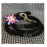 Rope Lead Black