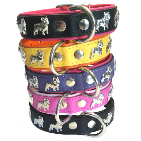 French Bulldog Thin Collar Medium