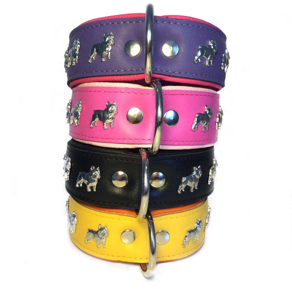 French Bulldog Collar Medium