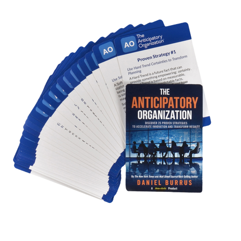 The Anticipatory Organization Mem Cards