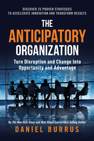 The Anticipatory Organization (Signed Copy)