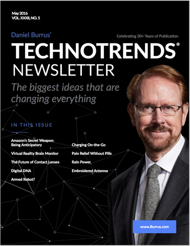 The TECHNOTRENDS® Newsletter