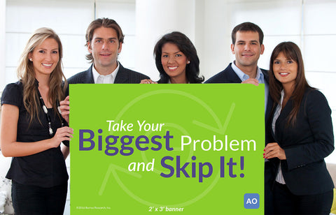 Skip It Success Individual Banner