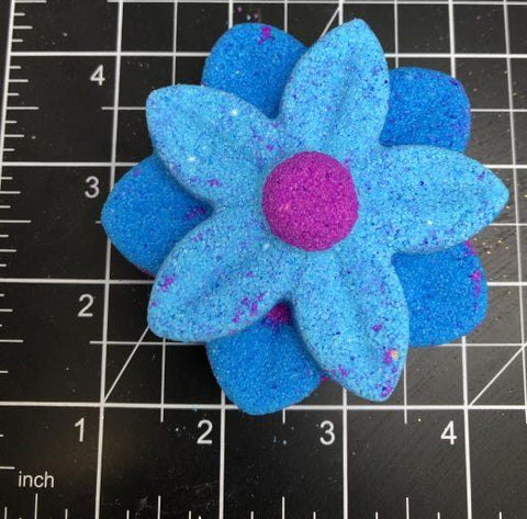 3D Flower Bath Bomb Mold