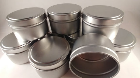 Wholesale Candle Tins - 6oz