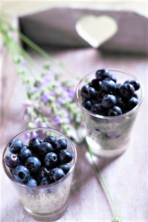Blueberry Lavender best wholesale fragrance for candles