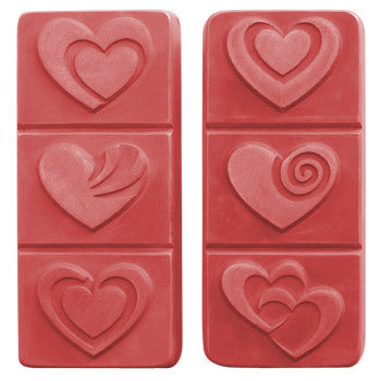Break Away Heart Soap Mold