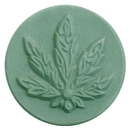 Round Cannabis Soap Mold