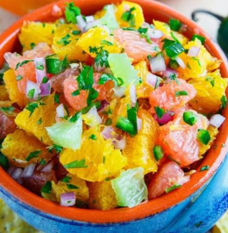 Caribbean Citrus Salsa Fragrance Oil