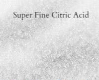 Citric Acid for Bath Bombs and Shower Steamers