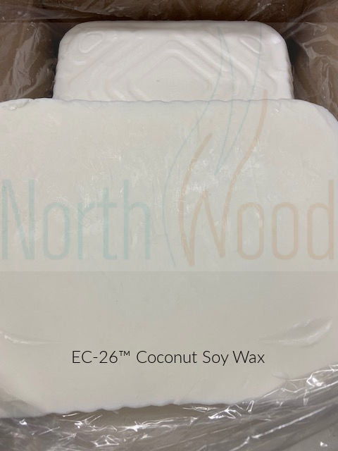 Ec-26 Virgin Coconut Soy Candle Wax