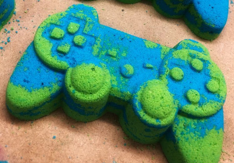 Game Controller Bath Bomb Mold - DB Moulds Gamer