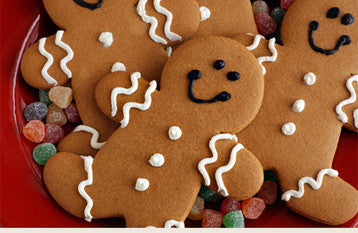 Gingerbread Man - Candle Fragrance Oil