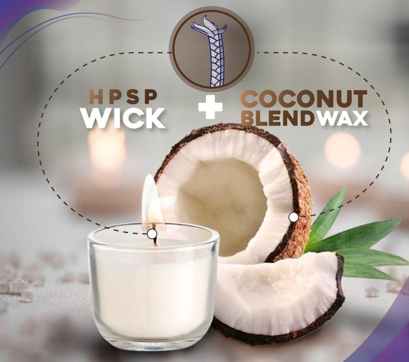 HPSP Wicks - Best wicks for coconut wax candles from NorthWood