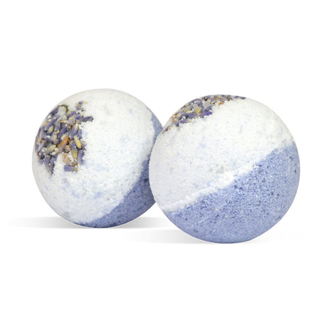 Luxury Lavender Foot Bath Bomb Kit