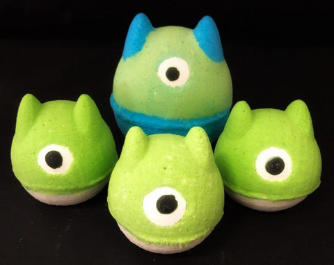 Mini Monster Bath Bomb Mold