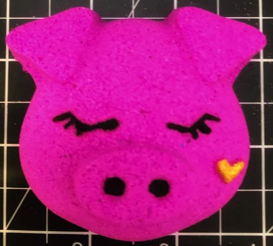 Miss Piggy Bath Bomb Mold