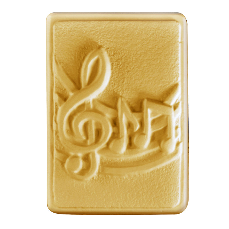 Music Notes Soap Mold